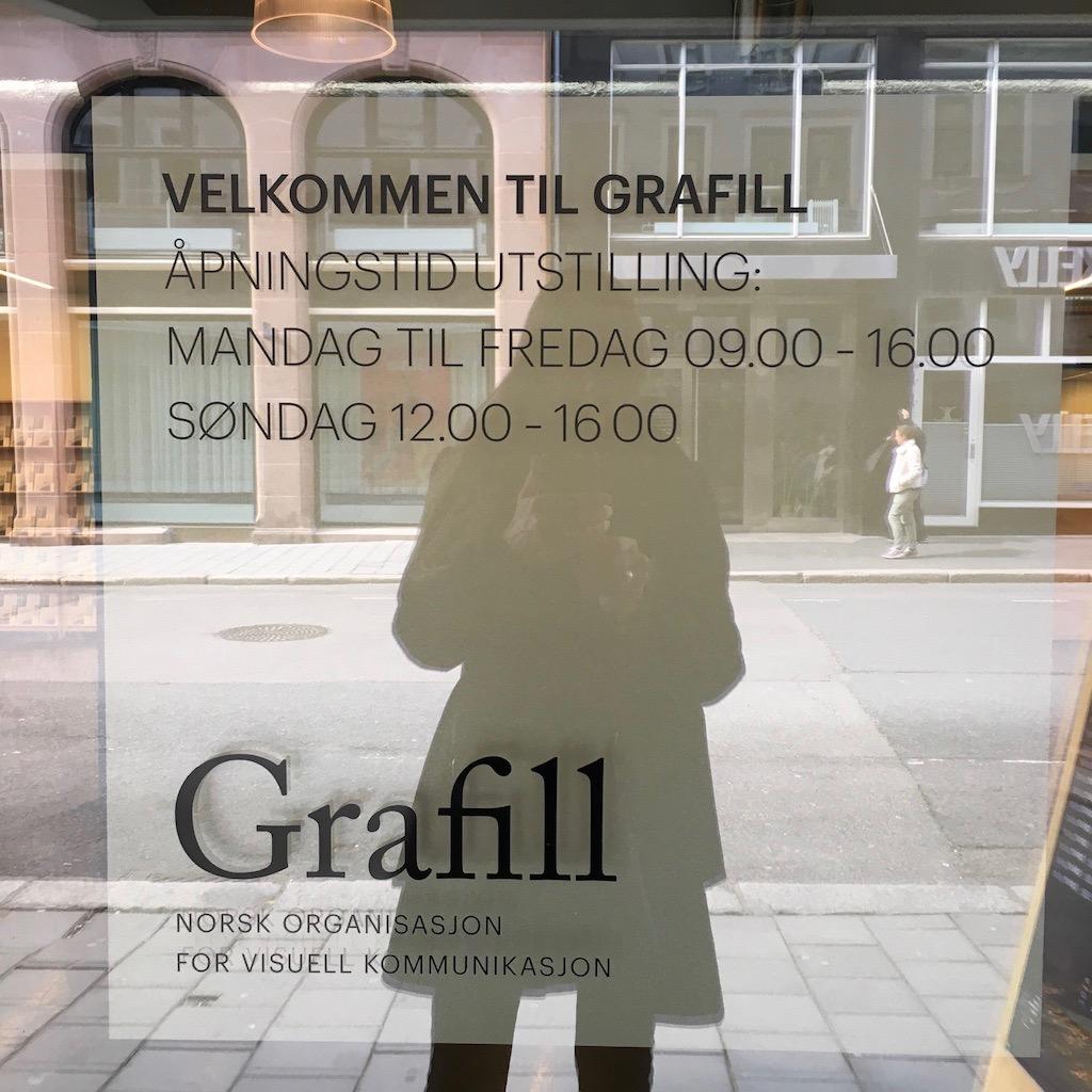 Grafills lokaler i Rosenkrantz' gate 21, Oslo.